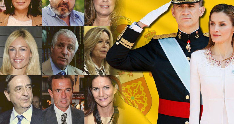 20 rostros conocidos de España opinan sobre los dos años de reinado de los Reyes