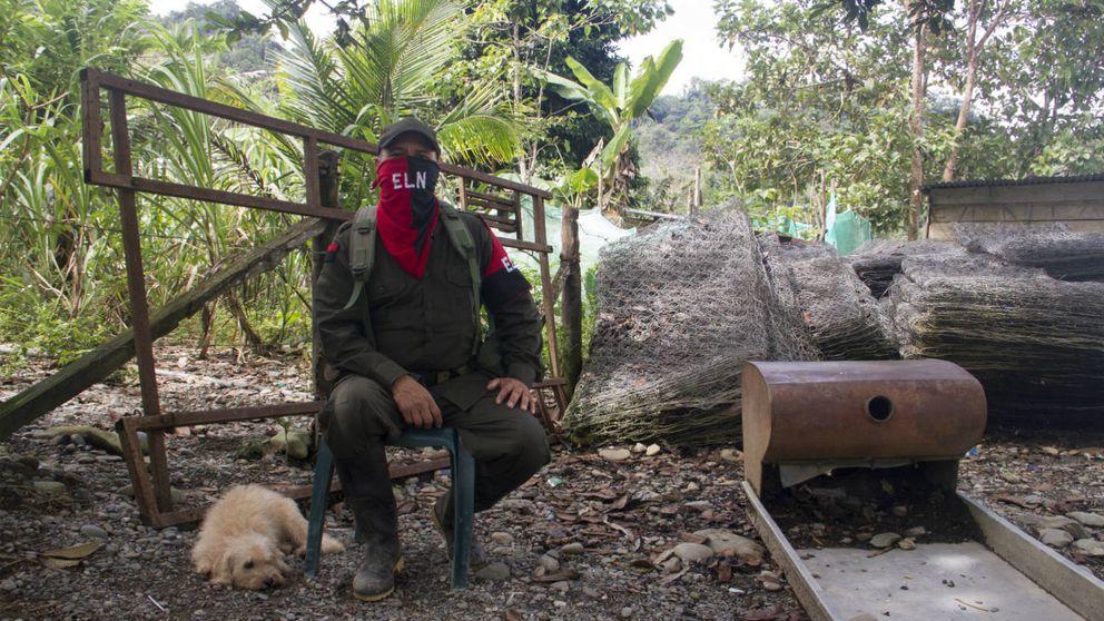 En los campos del ELN: así se prepara la última gran guerrilla de Colombia