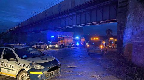 Muere un joven y un menor resulta herido grave al ser atropellados por un tren en Calahorra (La Rioja)