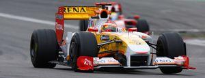 Foto: Hamilton lidera la segunda tanda de los libres; Alonso, duodécimo y Alguersuari, último