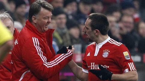 Ribéry sobre la etapa de Van Gaal en el Bayern: No fue un buen hombre