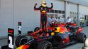 Fórmula 1: Verstappen hunde a Ferrari en la espectacular remontada de Carlos Sainz (8º)