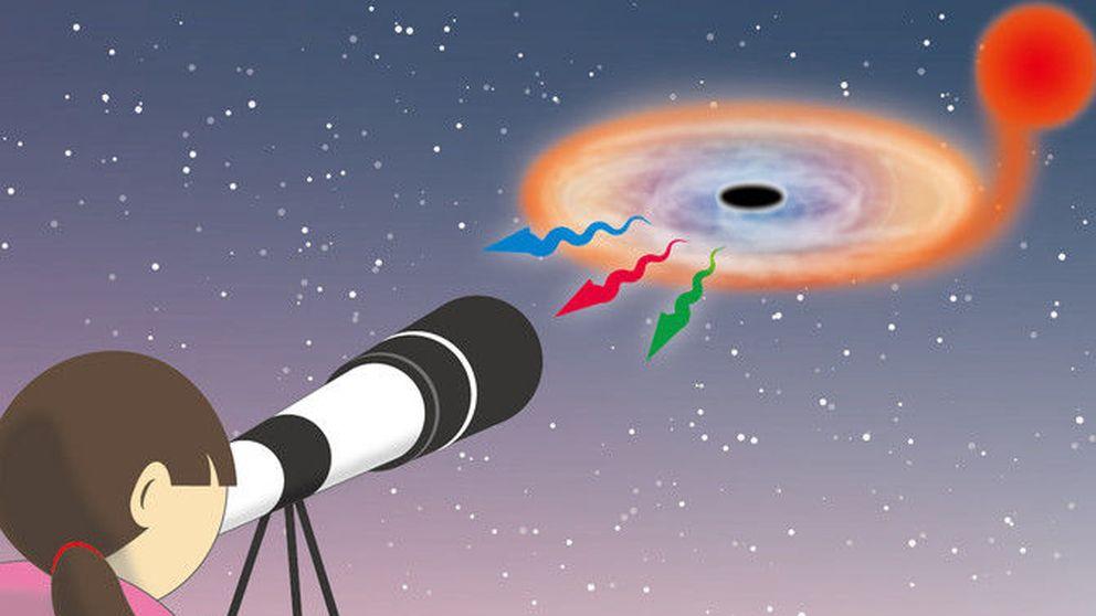 Cómo observar un agujero negro con un telescopio de aficionado
