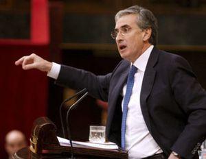 Ramón Jáuregui será el número dos del PSOE a las elecciones europeas