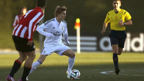 Zubizarreta puso en bandeja al Real Madrid el fichaje de Odegaard