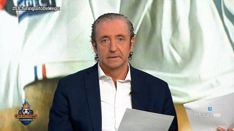 Josep Pedrerol embiste contra Xavi Hernández en defensa de los camareros