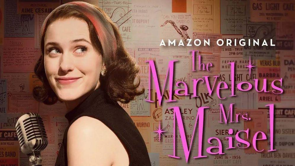 Foto: Imagen promocional de 'La maravillosa señora Maisel'. (Amazon)