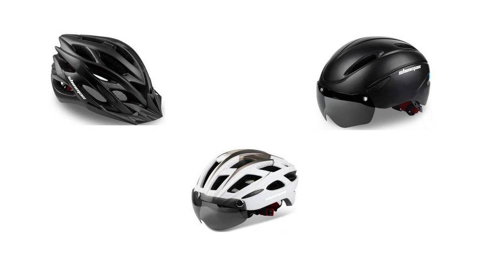 Los mejores cascos para bicicleta para circular seguro