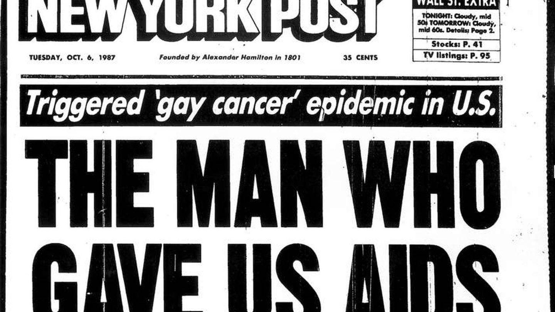 Portada del New York Post