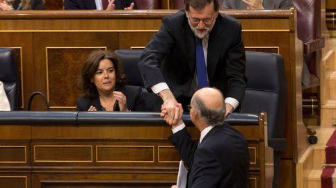 Rajoy se juega la legislatura de la mano de PNV, Ciudadanos... y al triple empate a 175