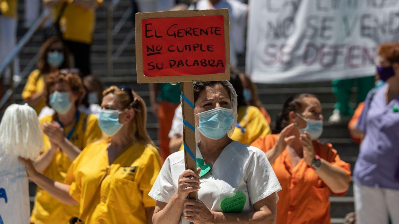 La pandemia arrojará a la pobreza a 700.000 personas en España
