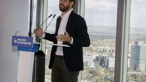Casado exige a Sánchez poner orden en Cataluña y le hace responsable de la seguridad del Rey