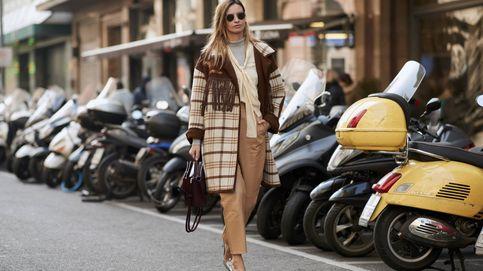 Tartán, animal print... Tejidos de invierno que puedes comprar (ya) en Zara