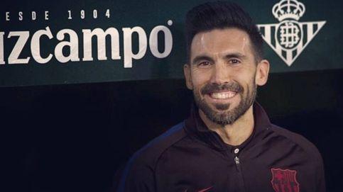 La vena hinchada de Eder Sarabia y por qué deja en evidencia a los jugadores del Barça