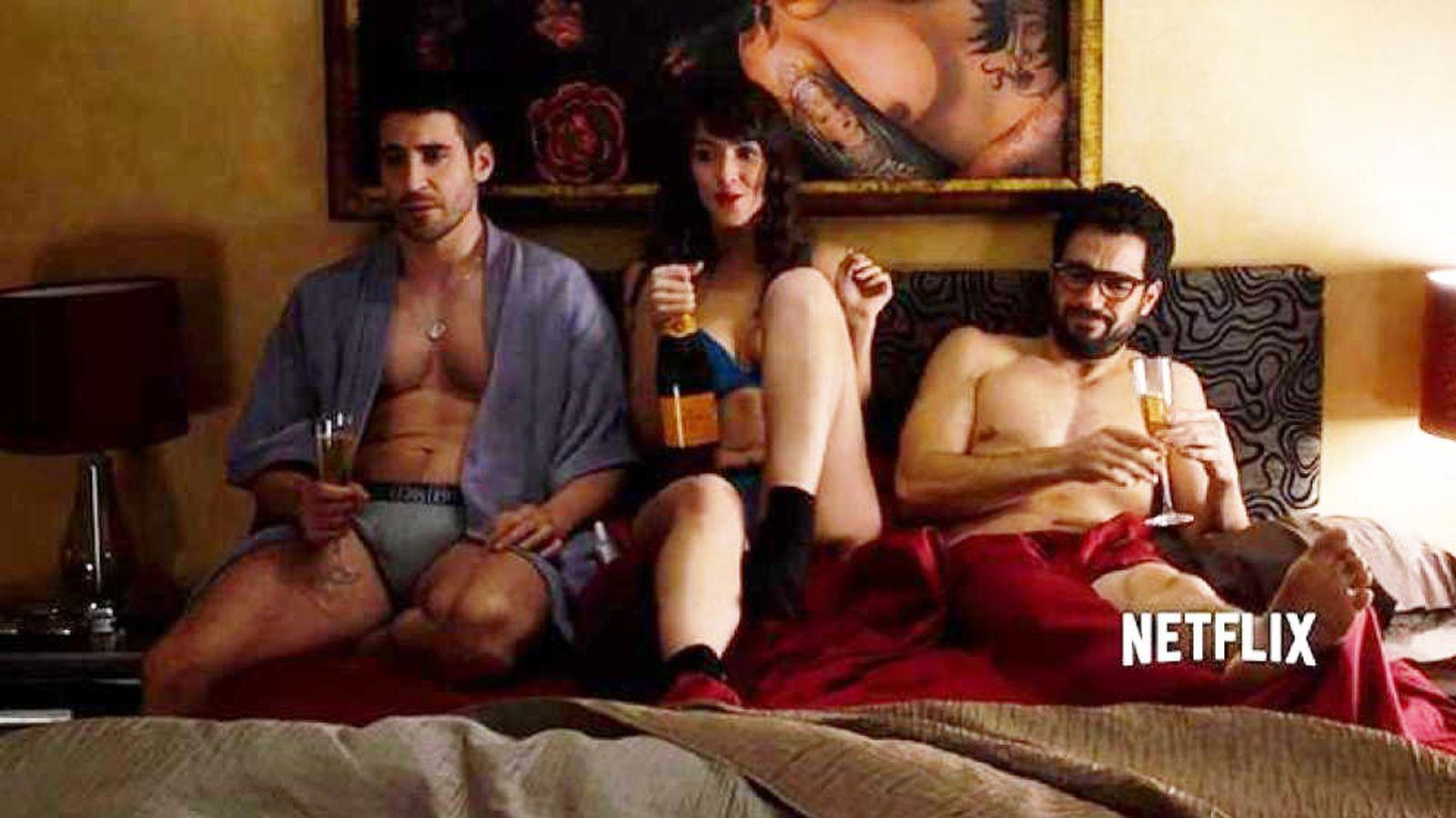 Foto: Fotograma de la serie 'Sense8' que emite Netflix.