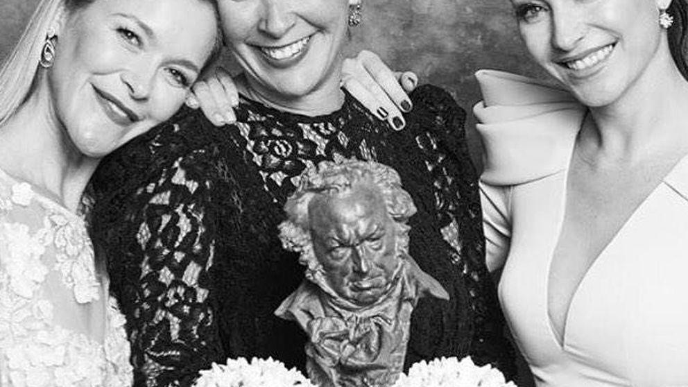 Así recibió Pepa Flores (Marisol) su Goya de mano de sus hijas (contado por ellas)