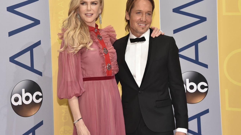 Foto: Nicole Kidman y Keith Urban (Gtres)