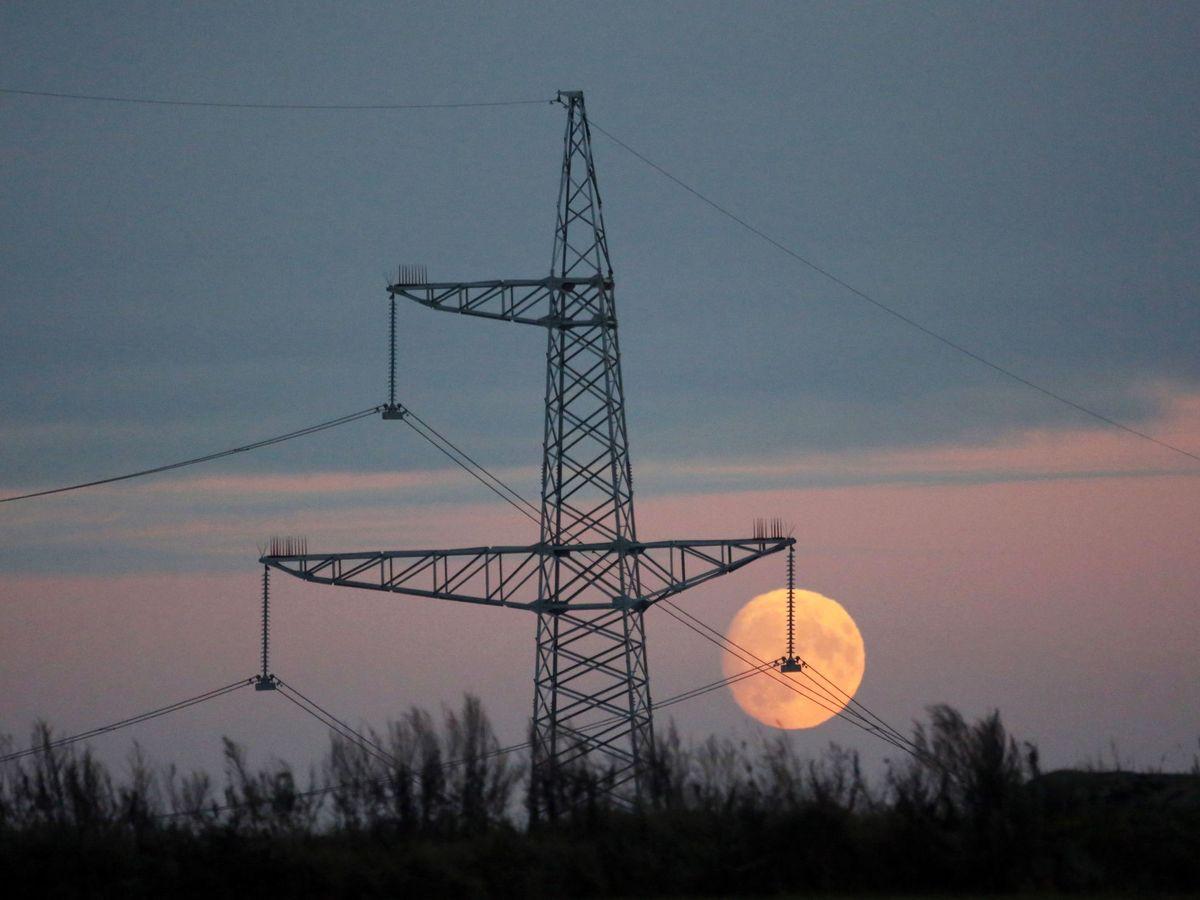 Foto: Torre de electricidad