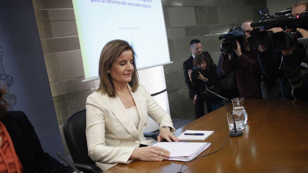 Báñez adjudica a Accenture un contrato millonario contra el fraude