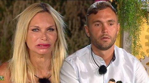 Cristian Suescun humilla y hunde a Yola Berrocal en plena final de 'La casa fuerte'
