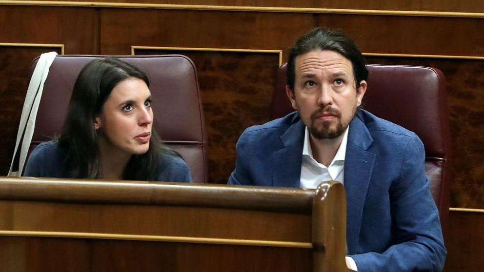 Podemos ya ve a Sánchez de presidente y advierte que harán frente a los presupuestos