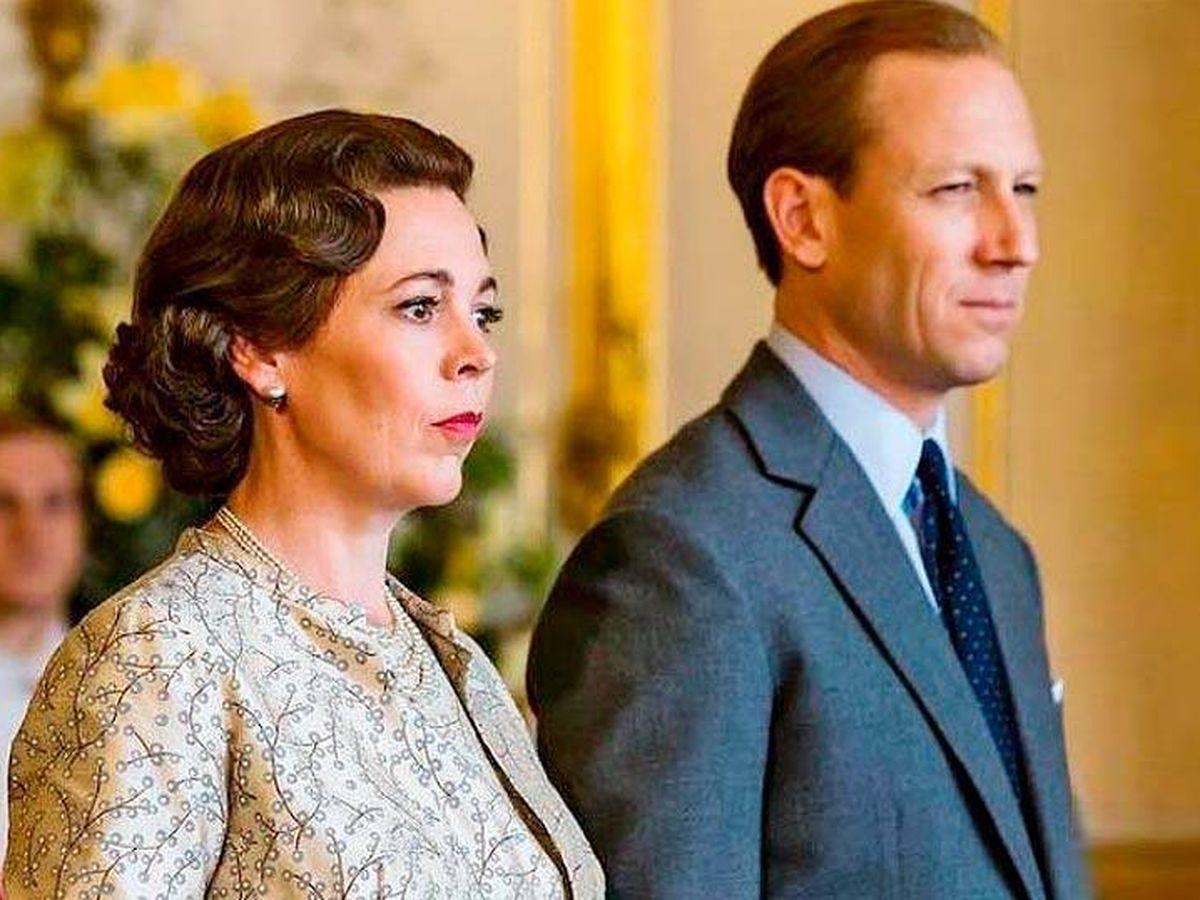 Foto: Fotograma de 'The Crown'. (Cortesía)