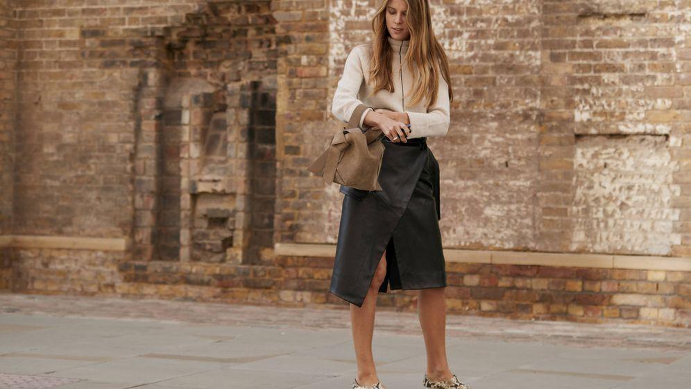 Foto: Prepárate para volver a llevar esta falda. (Imaxtree)