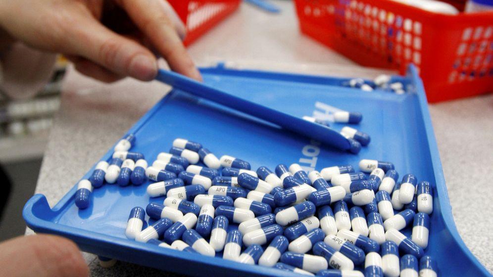 Foto: Los complementos alimenticios tenían suficiente sildenafilo para ser considerados un medicamento (Reuters/Mark Blinch)