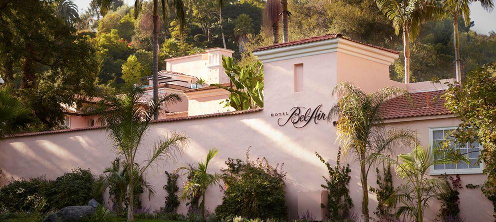Hoteles del viejo Hollywood con mucha historia