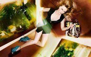 La naturaleza desatada de Nicole Kidman para Jimmy Choo