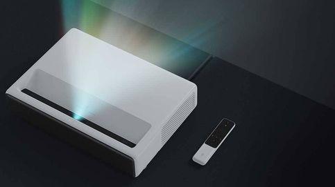 La última idea de Xiaomi: un proyector para tener en casa una pantalla de 150 pulgadas