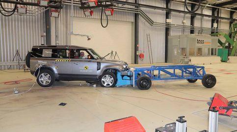 Land Rover Defender, la evolución del todoterreno hacia las 5 estrellas EuroNCAP