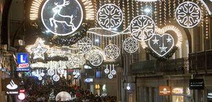 Post de La famosa Navidad de Vigo se queda sin noria gigante ni mercado