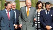 """Noticia de Don Juan Carlos sobre su hijo Felipe: """"Veo muy bien al Rey"""""""