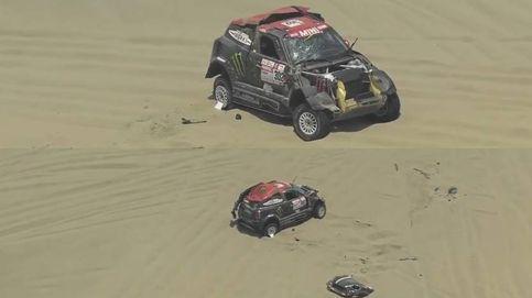 Nani Roma estaba inconsciente en el momento de su accidente
