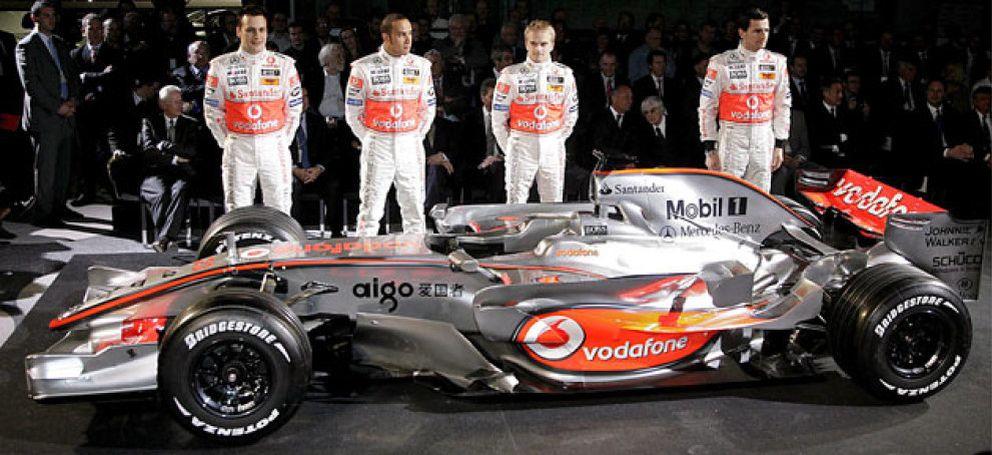 Lewis Hamilton elogia a Fernando Alonso
