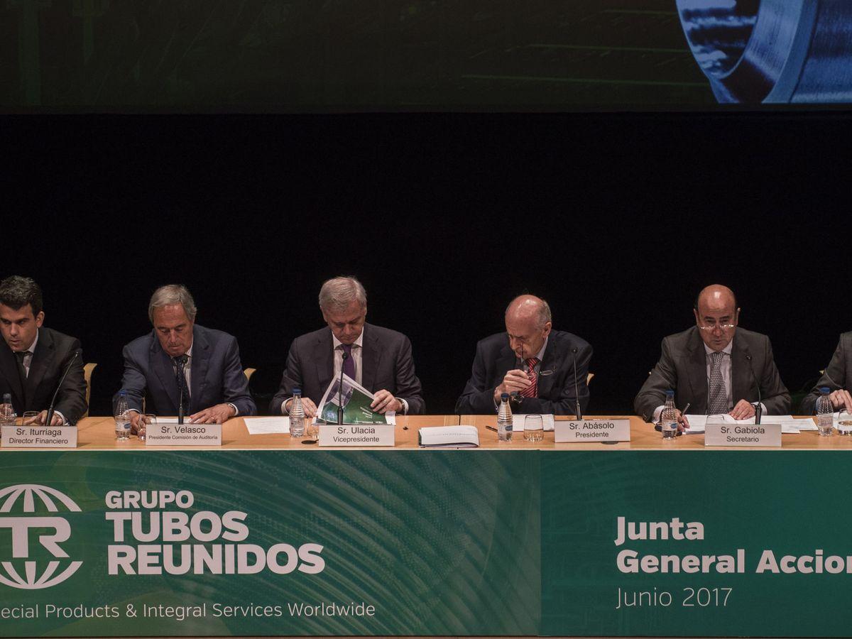 Foto: Justa de Tubos Reunidos (EFE)