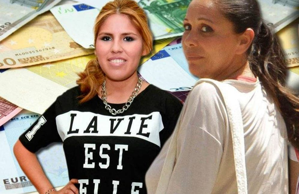 Foto: Isabel Pantoja y Chabelita en un fotomontaje de Vanitatis.