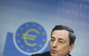 Nos vemos en un mes... Draghi deja para junio las medidas que no toma en mayo