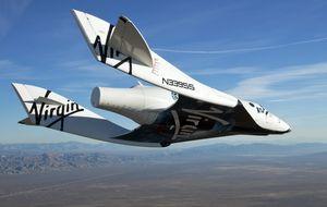 Un piloto muerto y otro herido grave en las pruebas de una nave espacial de Virgin