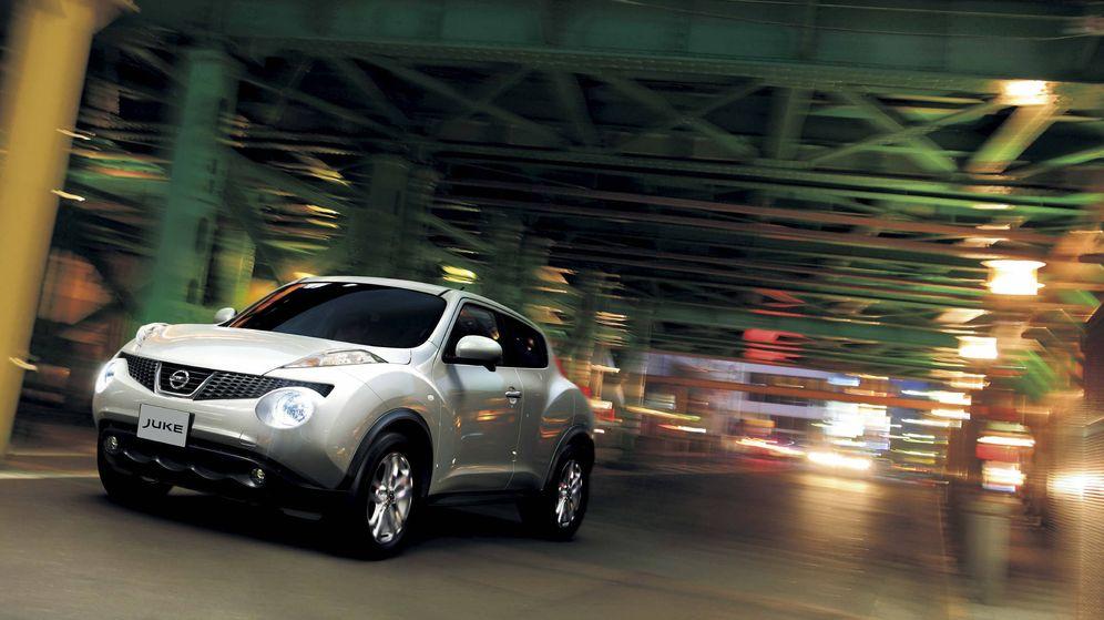 Foto: Modelo Nissan Juke (EFE)