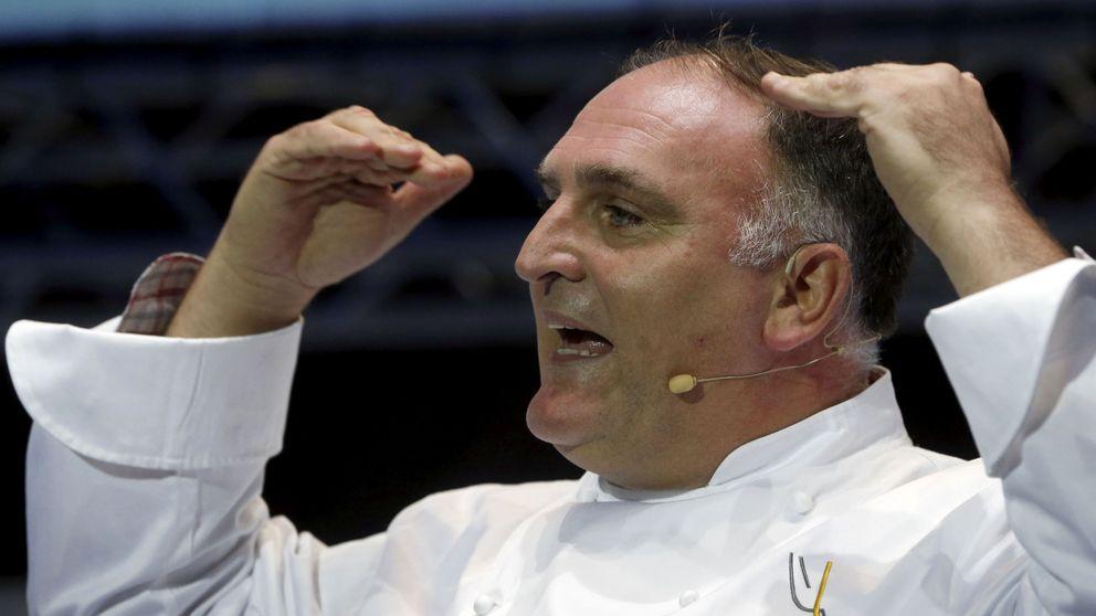 'Prohibida la entrada': el último capítulo de la pelea entre el chef José Andrés y los Trump