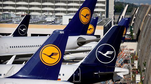Lufthansa pierde 6.725 millones de euros en 2020 por la pandemia
