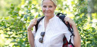 Post de Playa, langostinos y gambas: las vacaciones de la princesa Mette-Marit en Cádiz