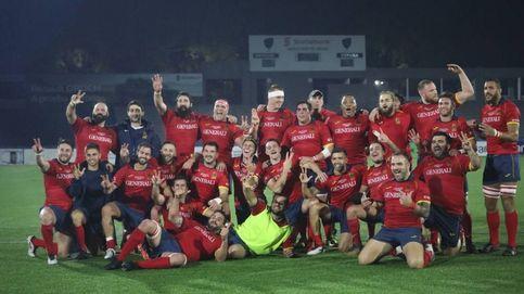 El desafío de España de rugby al orden mundial y la firma de un hecho histórico