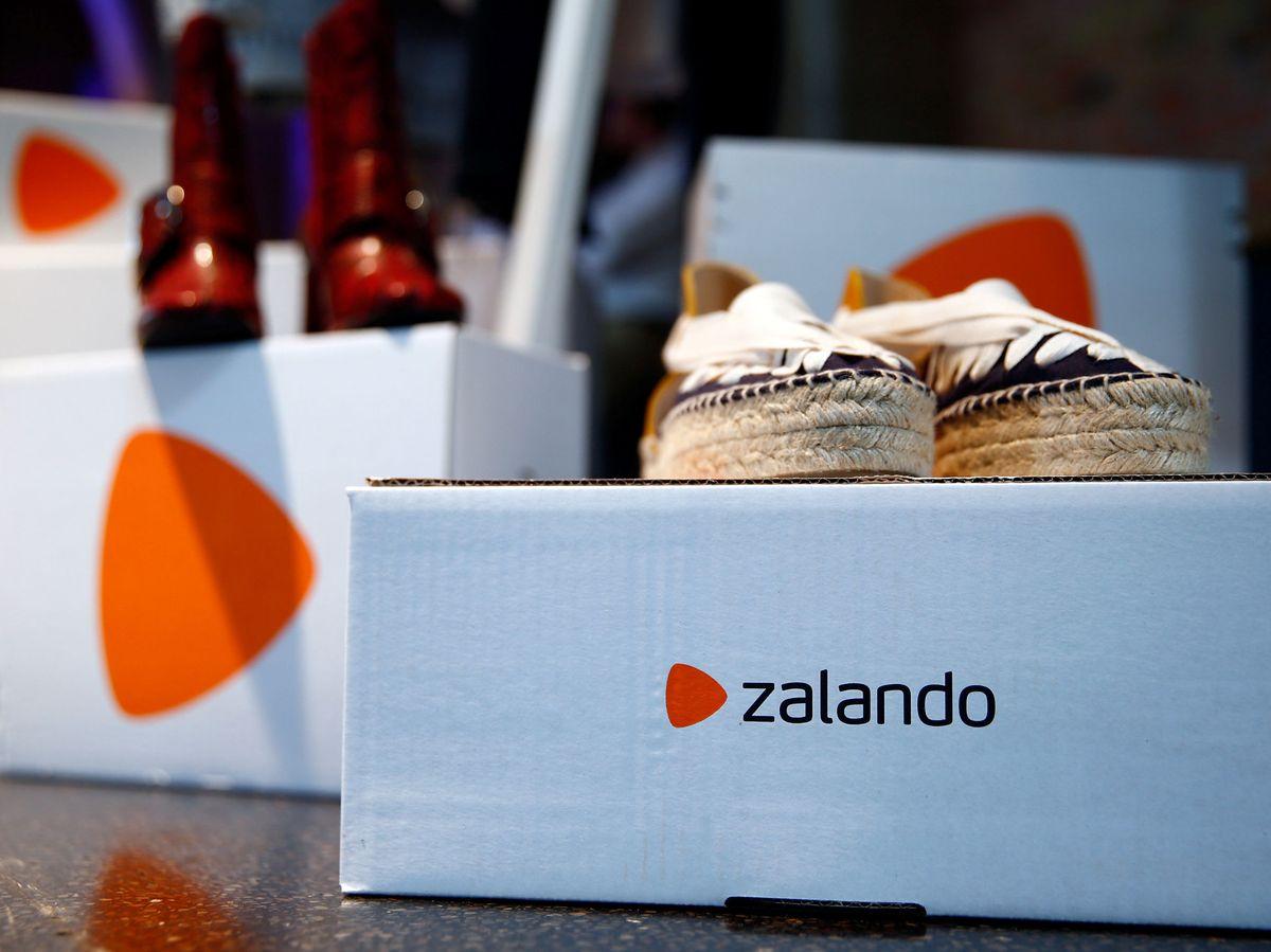 Foto: Varios paquetes de Zalando. (Reuters)
