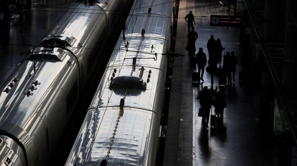 Foto: Estación madrileña de Atocha (EFE)