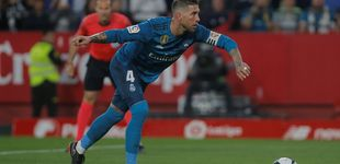 Post de Sevilla vs Real Madrid, en directo: Layún marca el segundo para  los hispalenses
