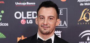 Post de Premios Goya: Alejandro Amenábar sorprende en la gala junto a su pareja