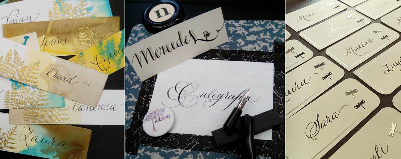 Talleres de caligrafía: la tendencia más cool para relajarte y sacar tu creatividad